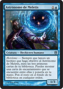 Astrónomo de Meletis