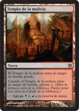 Templo de la malicia