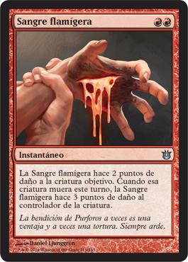 Sangre flamígera