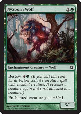 Nyxborn Wolf