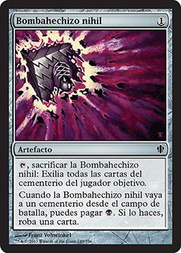 Bombahechizo nihil