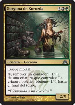 Gorgona de Korozda