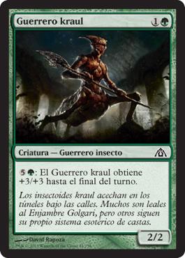 Guerrero kraul