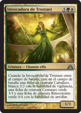 Trostani's Summoner