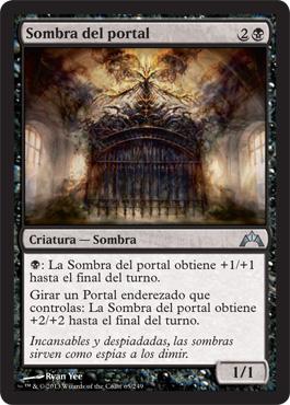 Sombra del portal