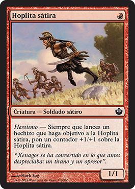 Hoplita sátira