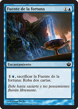 Fuente de la fortuna