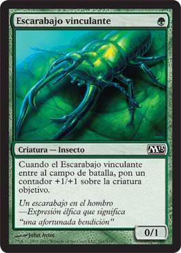 Escarabajo vinculante