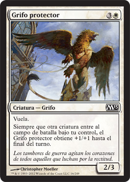 Grifo protector