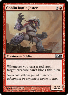 Goblin Battle Jester