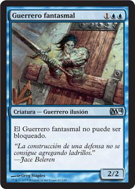 Guerrero fantasmal