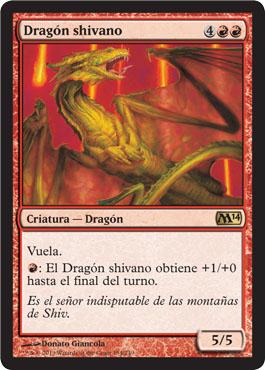 Dragón shivano