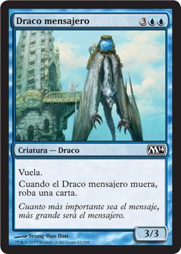 Draco mensajero
