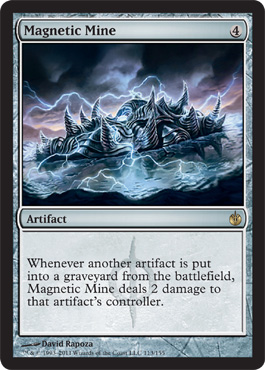 Magnetic Mine
