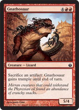 Gnathosaur