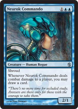 Neurok Commando