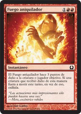 Fuego aniquilador