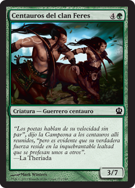 Centauros del clan Feres