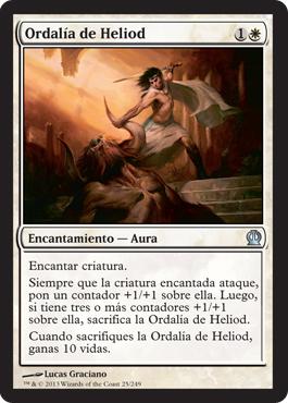 Ordalía de Heliod