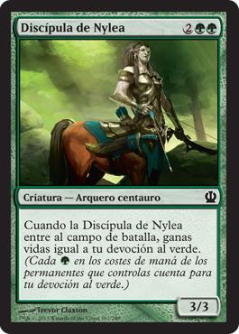 Discípula de Nylea