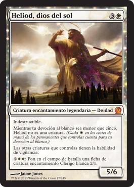 Heliod, dios del sol