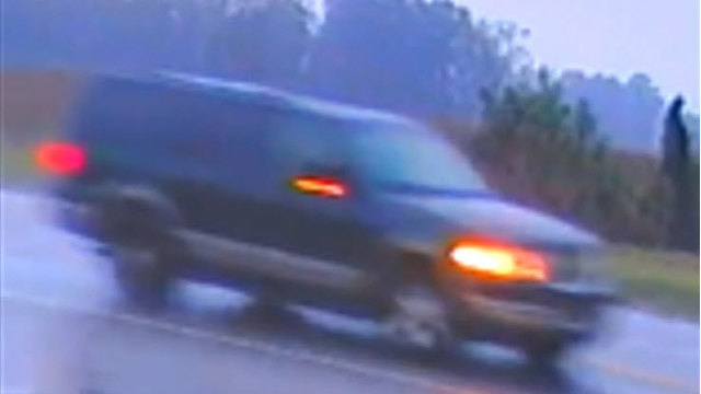 SUV used in kidnapping of Lumberton, NC girl found