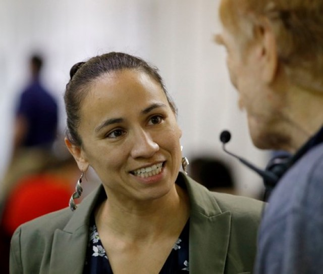 Kansas Republican Vows To Send Lesbian Indian Democrat Back To The Reservation