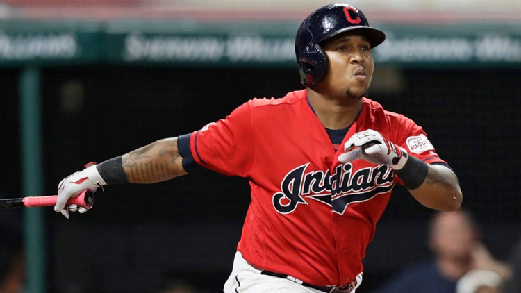 Watch: Jose Ramirez crushes 2-run home run to give Cleveland Indians 7th inning lead   wkyc.com
