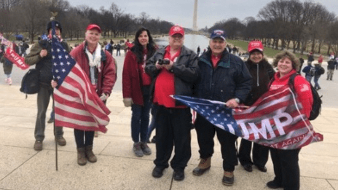 'Kirsten Hill goes to Washington': Ohio Board of Education member from Amherst who organized bus trip to D.C. responds to criticism
