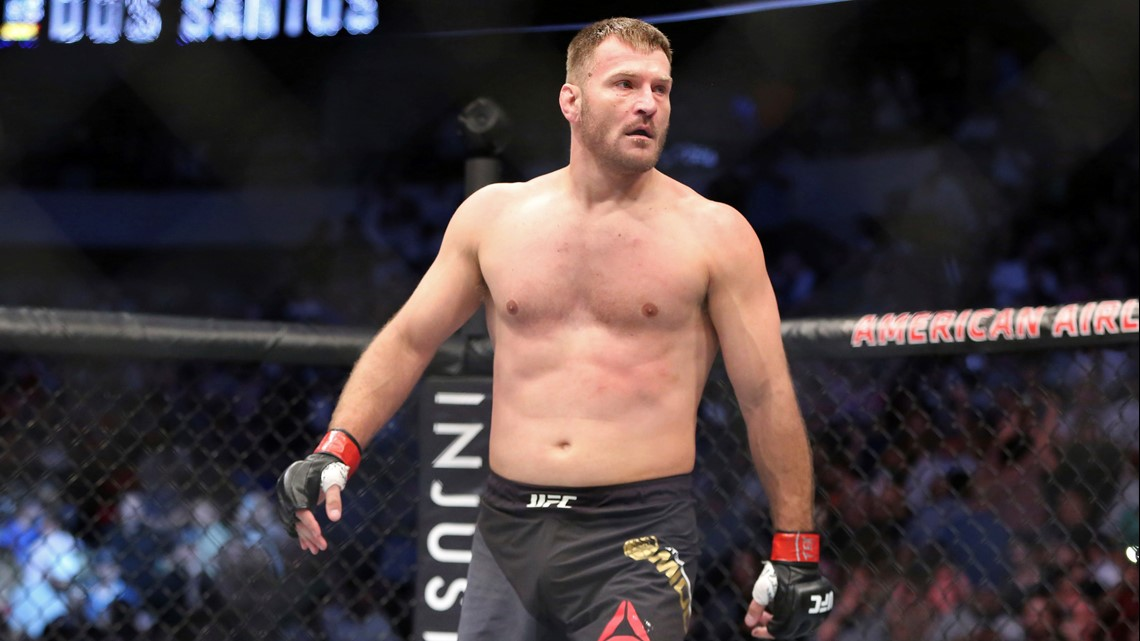 Champ Stipe Miocic appears headed for trilogy fight with Cormier | wkyc.com