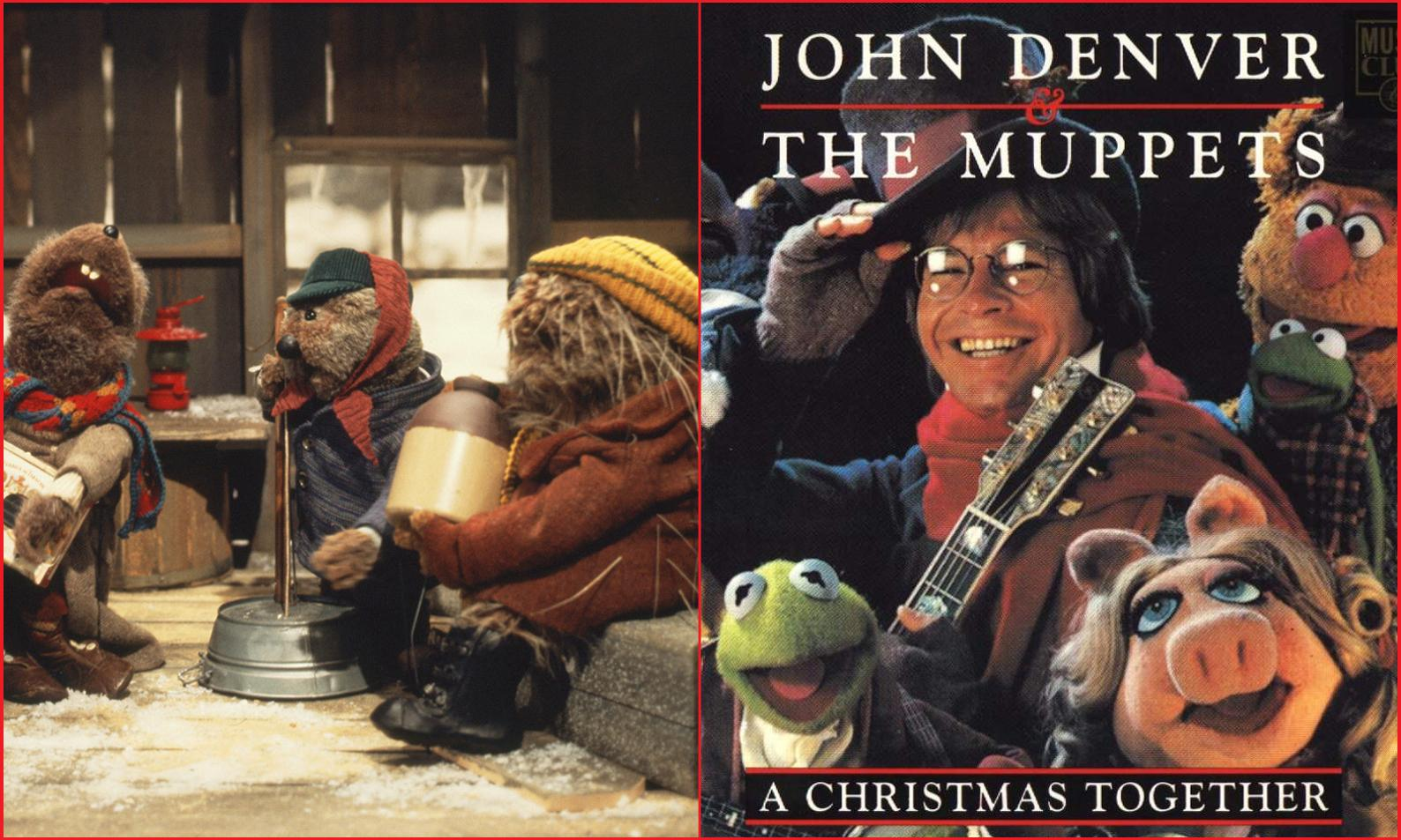 john denver christmas dvd