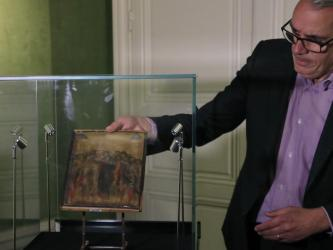 France Blocks Export Of $27 Million Medieval Painting Found In French Woman s Kitchen NPR Article WNYC