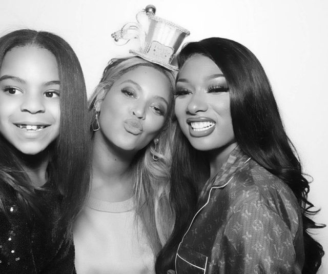 Beyoncé And Megan Thee Stallion Have Released A Remix For ...
