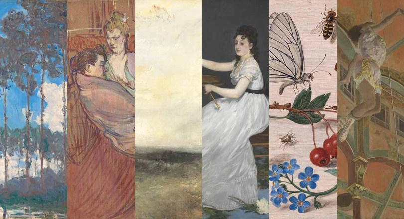 Six paintings © The National Gallery, London © 2000 Tate