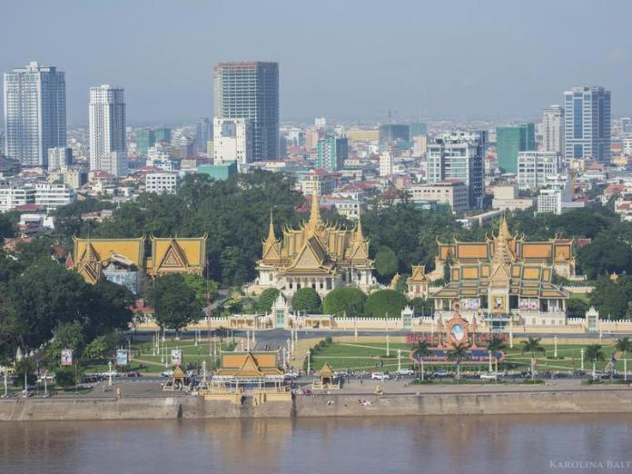A city-based apartment in Phnom Penh tops out around $550 per month.