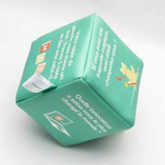 cube icebreaker créativité