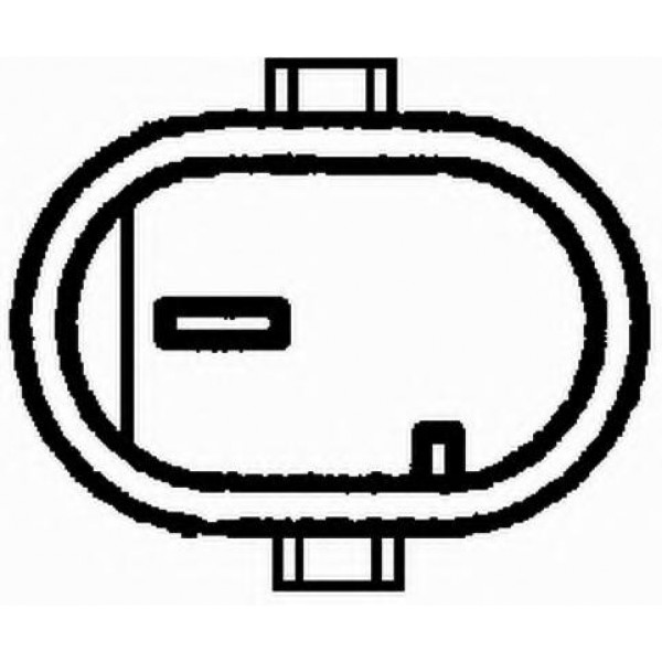 Sensor, engine oil level HELLA 6PR 008 891-011
