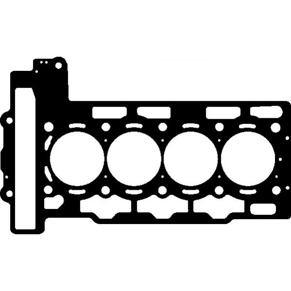 Cylinder Head Gasket ELRING 729.040
