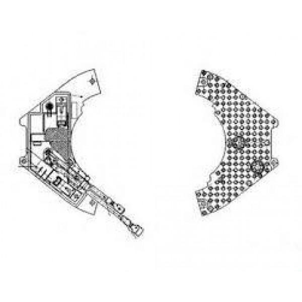 HELLA Heater Blower Regulator for Citroen ZX, Peugeot 306