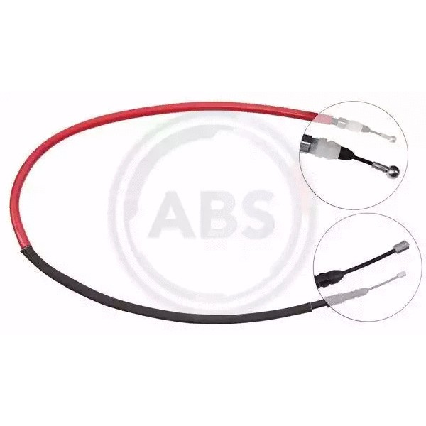 (left /right) Handbrake Cable A.B.S. K13646