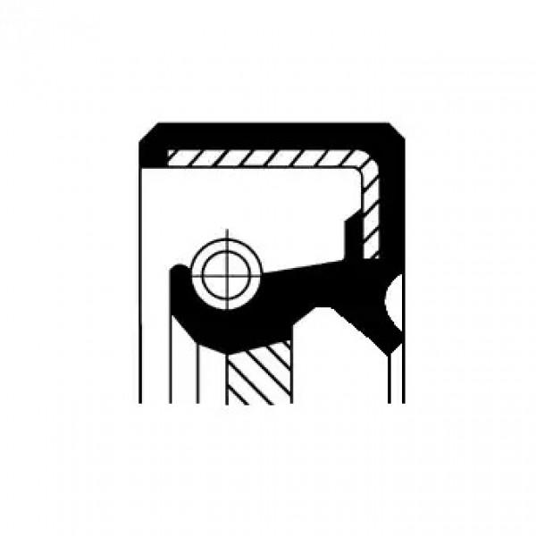 Shaft Seal, manual transmission CORTECO 19033963B