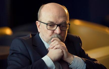 Prof. Ryszard Legutko / autor: Fratria
