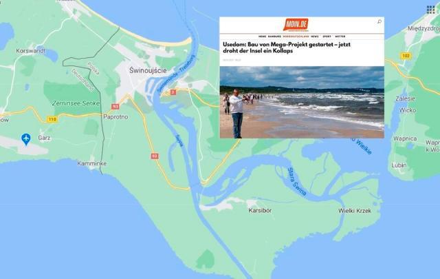 Zdjęcie ilustracyjne / autor: screenshot Google Maps/screenshot moin.de