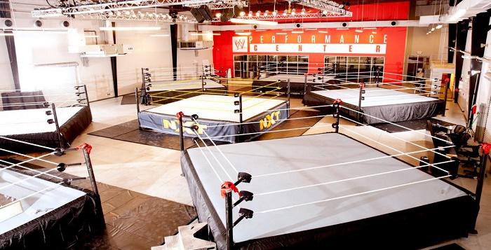Two Surprising Names Guest Coaching At WWE Performance Center