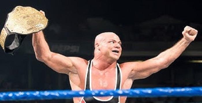 Kurt Angle Teases Coming Out Of Retirement