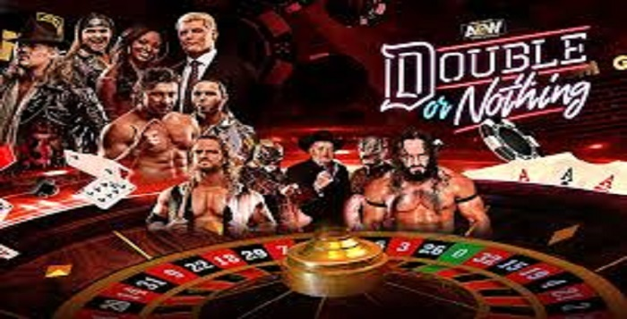 Double Shot: Top Two Matches Planned For AEW Double Or Nothing