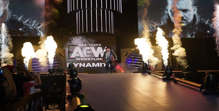 AEW Dynamite Schedule Changing This Month
