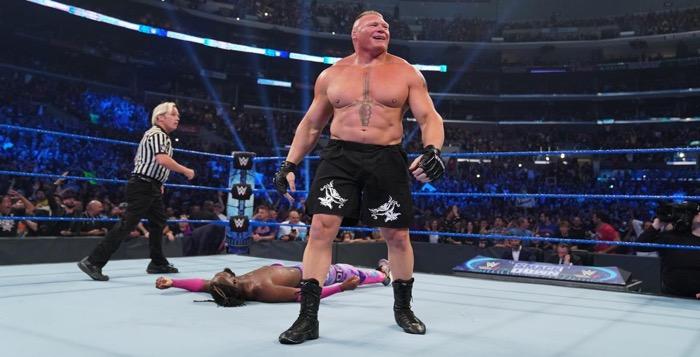 Update On Brock Lesnar's WWE Status, What Hasn't Happened