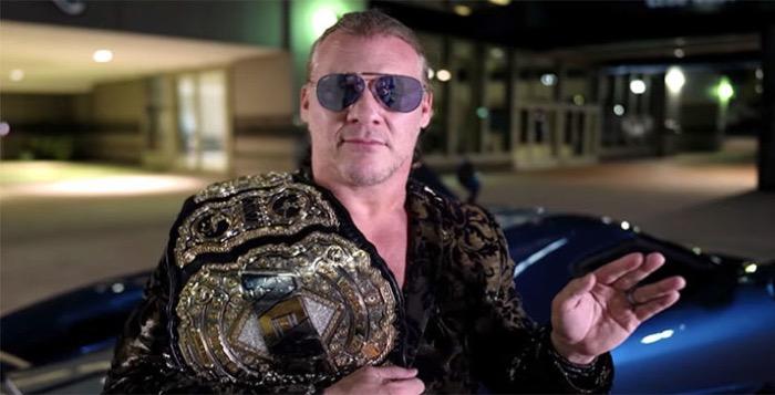"Chris Jericho Fires Back At Triple H's ""Imaginary War"" Comment"