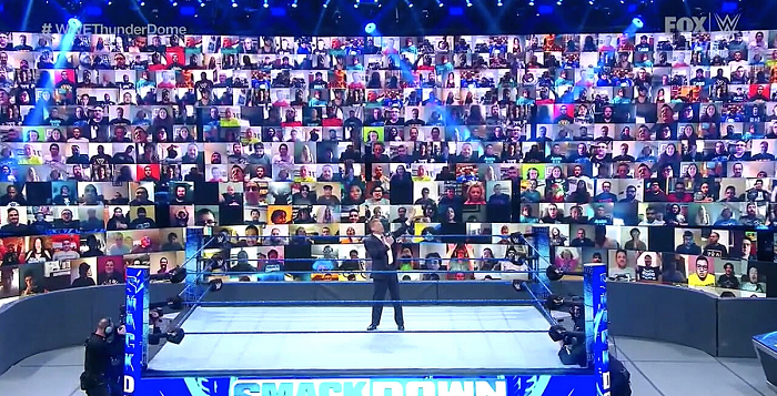 VIDEO: Bayley Says Goodbye To WWE Thunderdome